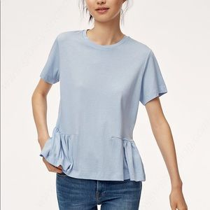 3/$20 Aritzia Sunday Best Minerva T-Shirt